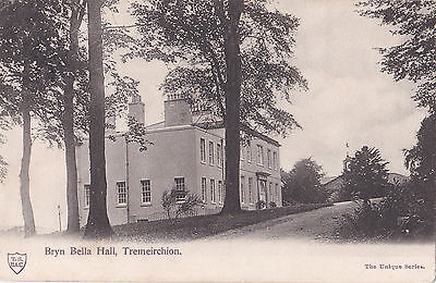 Bryn Bella Hall, Tremeirchion. Unique Series.to 12 Milford Place,Hll Lane,Armley