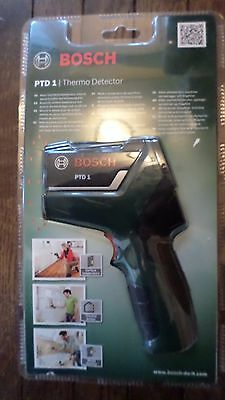 BOSCH PTD 1 THERMO DETECTOR New in packaging