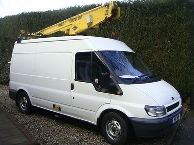 Cherry Picker Hire From £40 Per Hour Cheshire