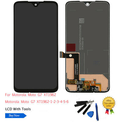 OEM For Motorola Moto G7 XT1962-1-2-3-4-5-6 LCD Display Touch Screen Assembly