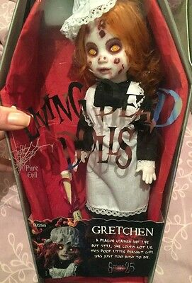 living dead doll gretchen