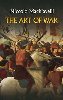 The Art of War by Niccolo Machiavelli (Paperback, 2006)