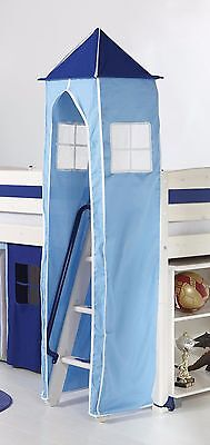 Blue Tower for Midsleeper Bed or Bunk Bed