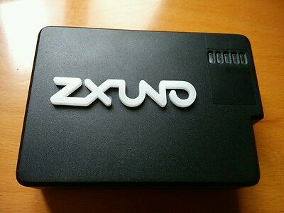 ZX-Uno with case. ZX Spectrum clone (with W25Q128 chip)