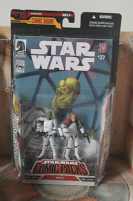 Mouse & Basso STAR WARS THE 30TH ANNIVERSARY COLLECTION 2007 box