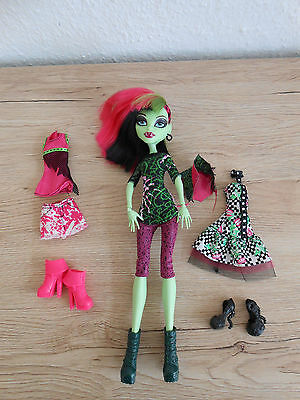Monster High I love Fashion Venus McFlytrap inkl. Outfits