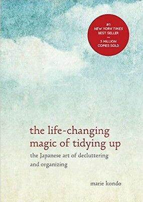 The Life-changing Magic Of Tidying Up by Marie Kondo PDF