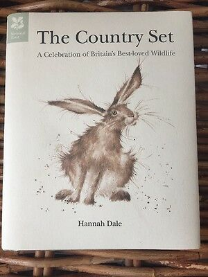 The Country Set: A Celebration of Britain's Best-Loved Wildlife by Hannah Dale (