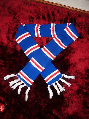 Glasgow Rangers Football Bar scarf