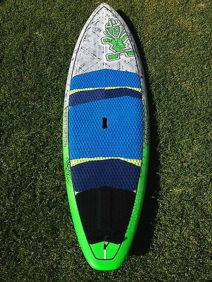 Starboard Standup Paddleboard 2013. 8'0 x 28 x 96 litres Carbon Pro SUP.