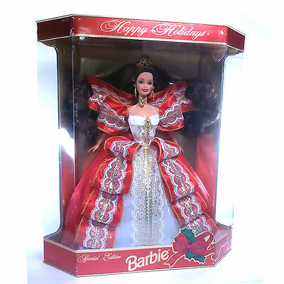 Barbie Happy Holidays Special Edition Mattel 1997 17832
