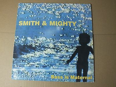 Smith & Mighty - Bass is Maternal  Double Vinyl LP                      125