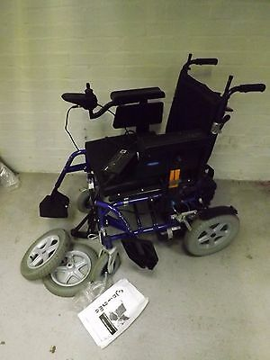 """Wheeltech Enigma Electric Power 16"""" Wheelchair Mobility"""