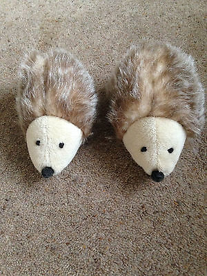 Cute scented hedgehog shoe inserts - keeps shoes smelling fresh. New no box.