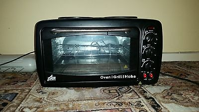 oven grill hob