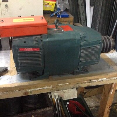 Reliance electric DC motor