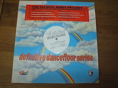"""Various  – Tabasko! - The Salsoul Remix Project  12"""" Single                57"""