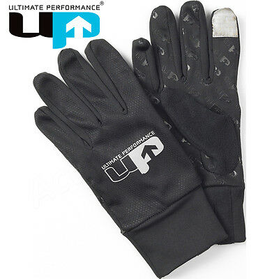 Ultimate Performance Running Gloves Sports Touch Screen Windproof  NEW