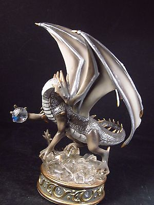 Hamilton Collection Treasure Dragons Collection EMBEREYE THE WATCHER Ltd Ed