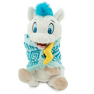 """Official Babies Pegasus Hercules  Plush Toy with Blanket 11"""" Stuffed Doll"""
