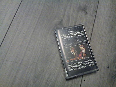 the everley brothers cassette tape