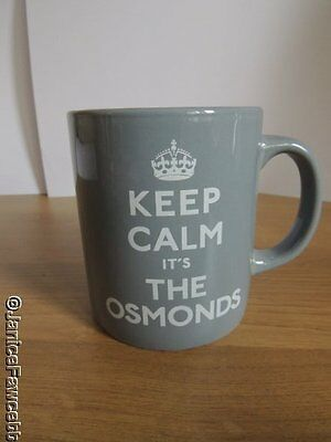 The Osmonds - Keep Calm! - Mug