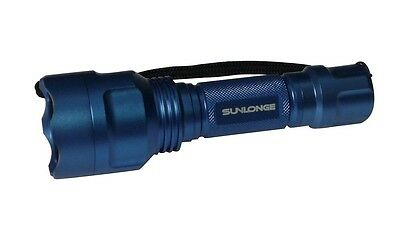 SUNLONGE AT063-365S 10k UV LED, NDT Flashlight