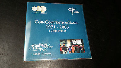 KMS Niederland 2005 Coin Convention Basel