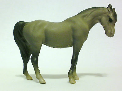 Breyer Stablemate plastic horse Arabian Mare mold gray color