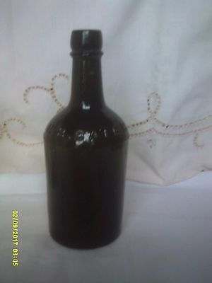 Brown Vintage Bottle from R.B.Cater of Bath