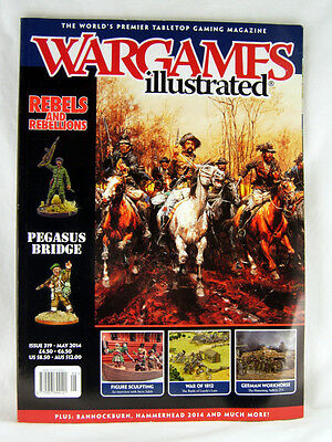Wargames Illustrated, Issue 319, May 2014
