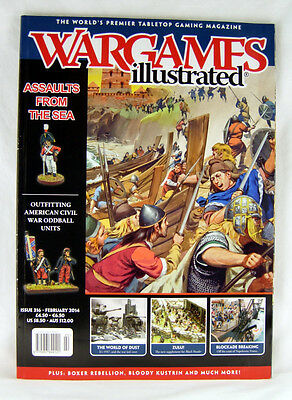Wargames Illustrated, Issue 316, February 2014