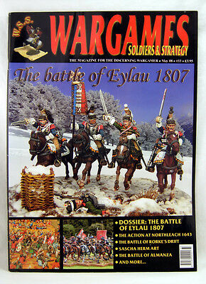 Wargames, Soldiers and Strategy, Issue 33, May 2008