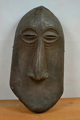 """Very old Mask """"soko mutu"""" from theHembapeople from DRC."""