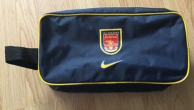 Arsenal 2001/02,Nike Boot Bag...Good Condition...