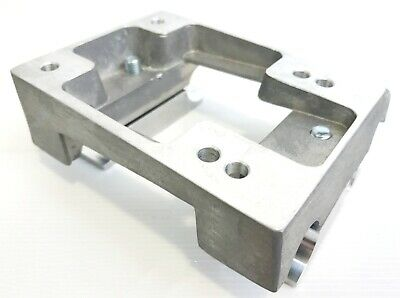 Rotax Max  / 92mm x 30 mm Inclined Engine Mount Complete / Tony Kart