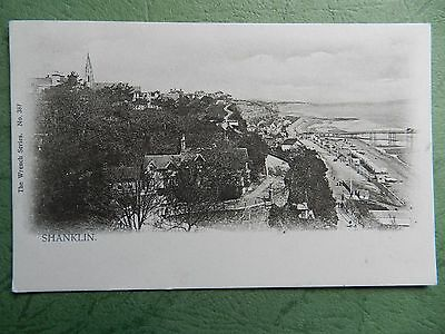 Old Postcard - Shanklin , Isle Of Wight