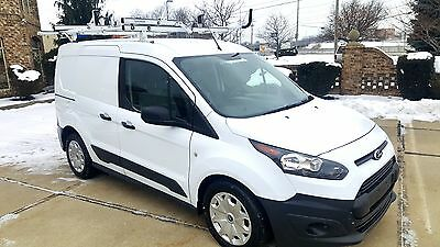 2015 Ford Transit Connect XL Cargo Van with Roof rack and Cargo shelves! Cargo Van Only 9,997 Miles Roof rack Cargo shelves Power 2.5 Like new codition