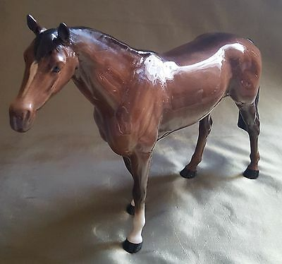 Older Beswick Large Racehorse Model No.1564 Excellent condition