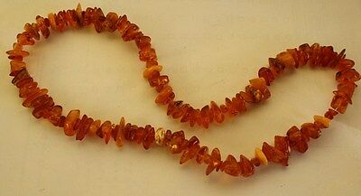 58 gr Baltic Amber Necklace