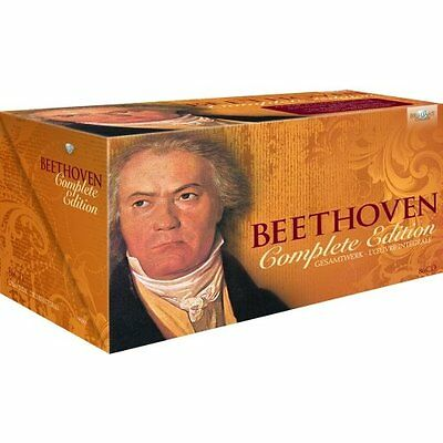 670878 Beethoven Ludwig Van - Beethoven Complete Edition  (86 Cd) (CD)