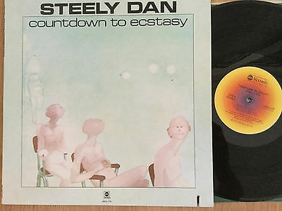Steely Dan: Coutdown to Ectasy. ABCX 779. US LP EX+
