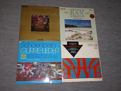 6 Classical Records of 20th Century Music in great condition