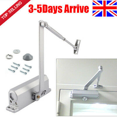 45~60KG Quality Fire Rated Overhead Door Opener Closer Soft Close Adjustable Hom