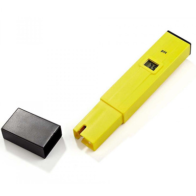 Dr.Meter 0.1pH PH002 High Accuracy pH Meter/pH Pen Tester with 0-14 pH Measureme