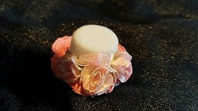 1/12th scale dolls house miniature hat