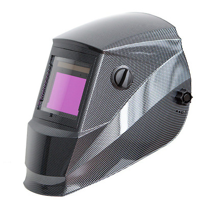 Antra AH6-660-001X Solar Power Auto Darkening Welding Helmet with AntFi X60-6 Wi