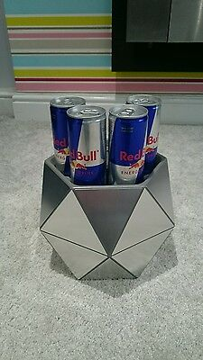 Red Bull Ice Bucket/can Cooler Rare Item Brand New Home Pub/bar/mancave