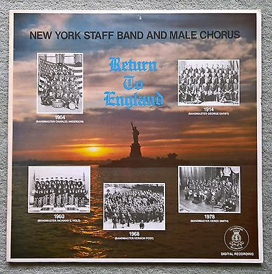 New York Staff Band - Salvation Army Band Trlps-44
