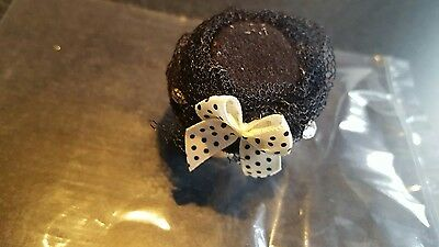 12th scale dolls house miniature hat